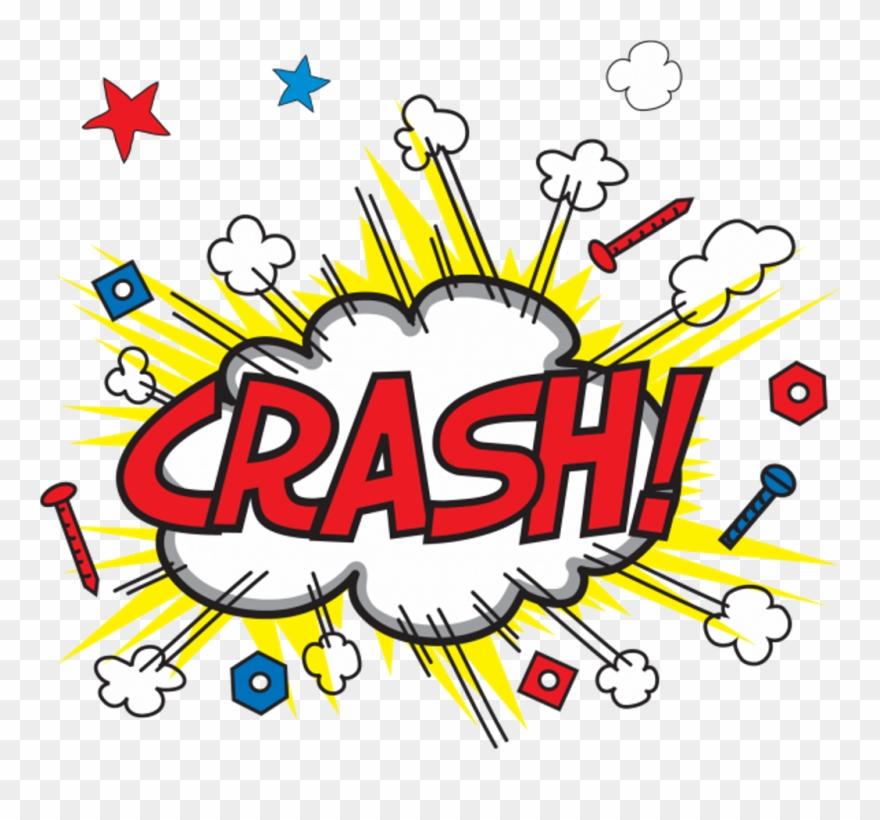 popart #cartoon #comicbook #crash #textstickers #text.
