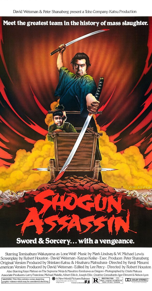 Shogun Assassin (1980).