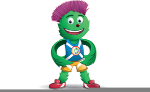 Commonwealth Games Clipart.