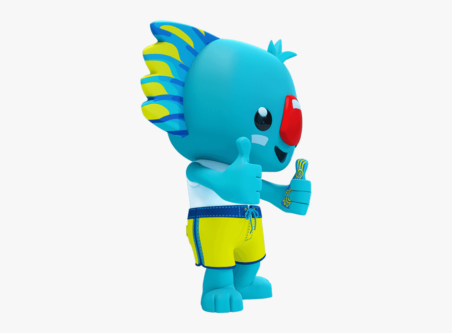 Fighting Clipart Commonwealth Games.