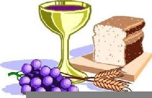 Free Clipart Communion Bread And Wine.