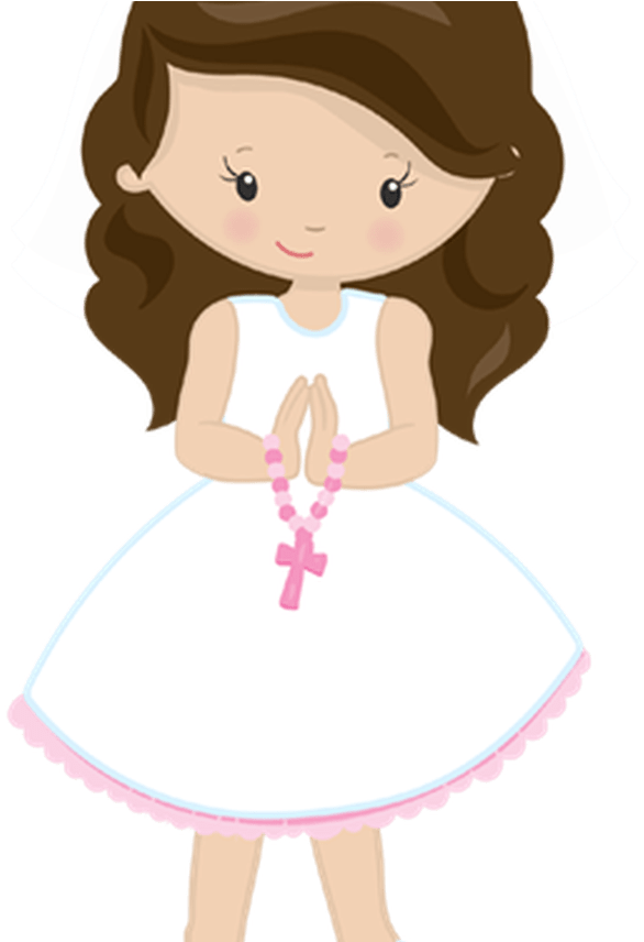 Babyface 66 Communion Baptism Invitations With Clipart.