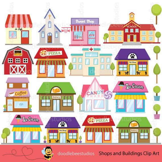 Buildings clipart bulding, Buildings bulding Transparent.
