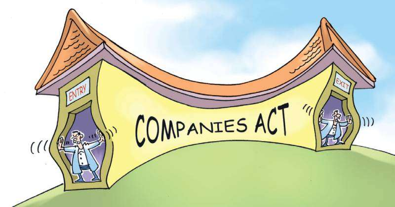 Amended Companies Act.