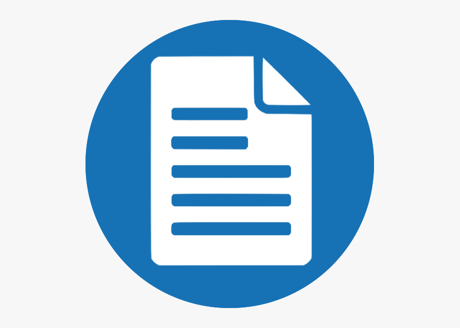 Document Library Icon Clipart , Png Download.