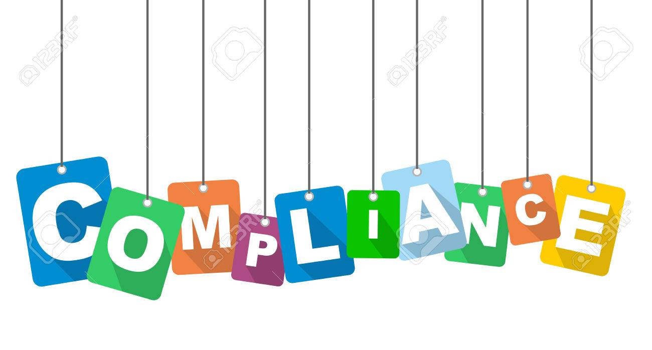 Vector illustration background compliance » Clipart Station.