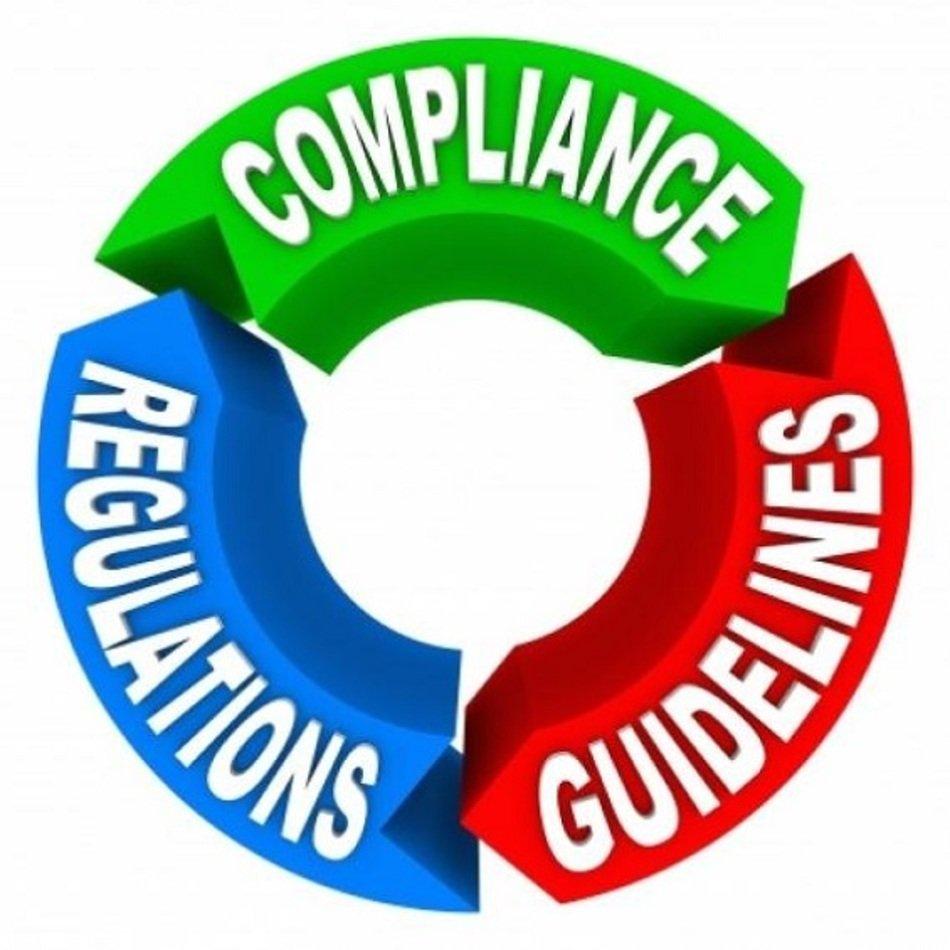 Corporate Compliance Clip Art free image.