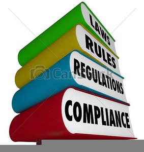 Compliance Clipart.