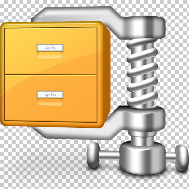 WinZip Data compression, file PNG clipart.