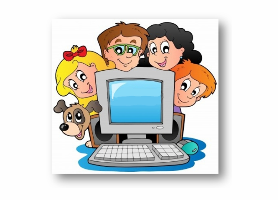 Computer Clipart Children's.