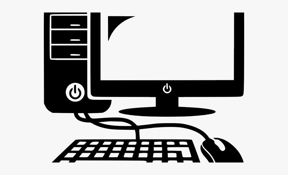 Computer Pc Clipart Desktop Screen.