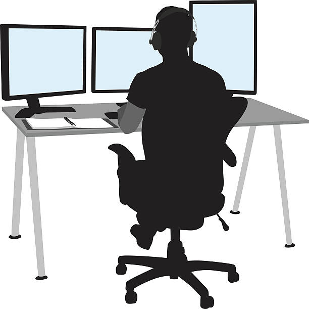 Computer programmer clipart 3 » Clipart Station.