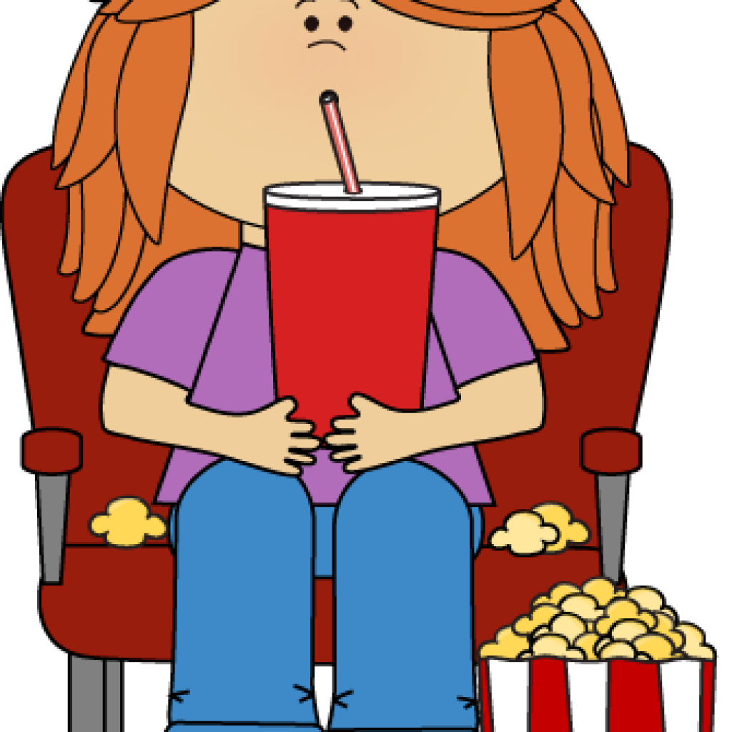 Movies clipart movie night, Movies movie night Transparent.