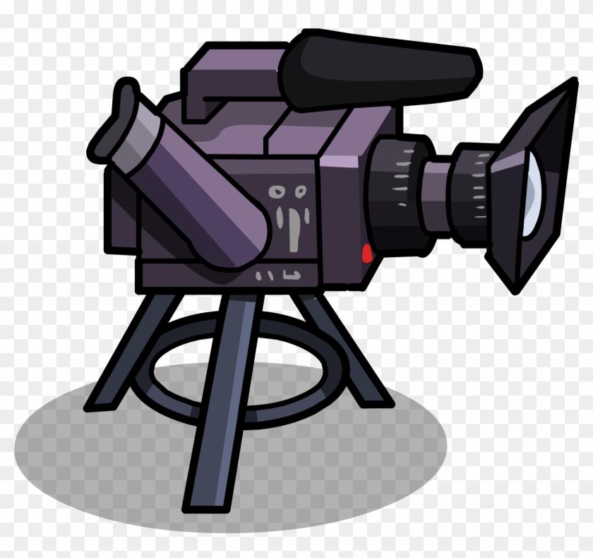 Video Camera Clipart Film Club.