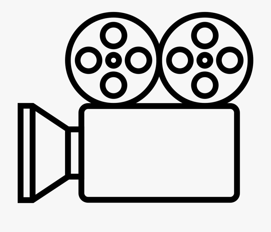 Movie Camera Png.