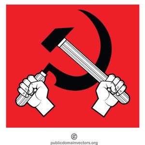124 communism free clipart.