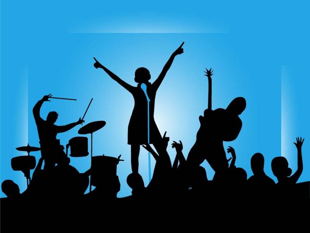 28+ Collection Of Concert Clipart Free.