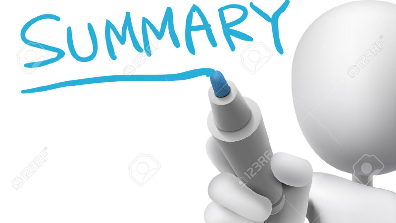 Summary and conclusion clipart 3 » Clipart Station.