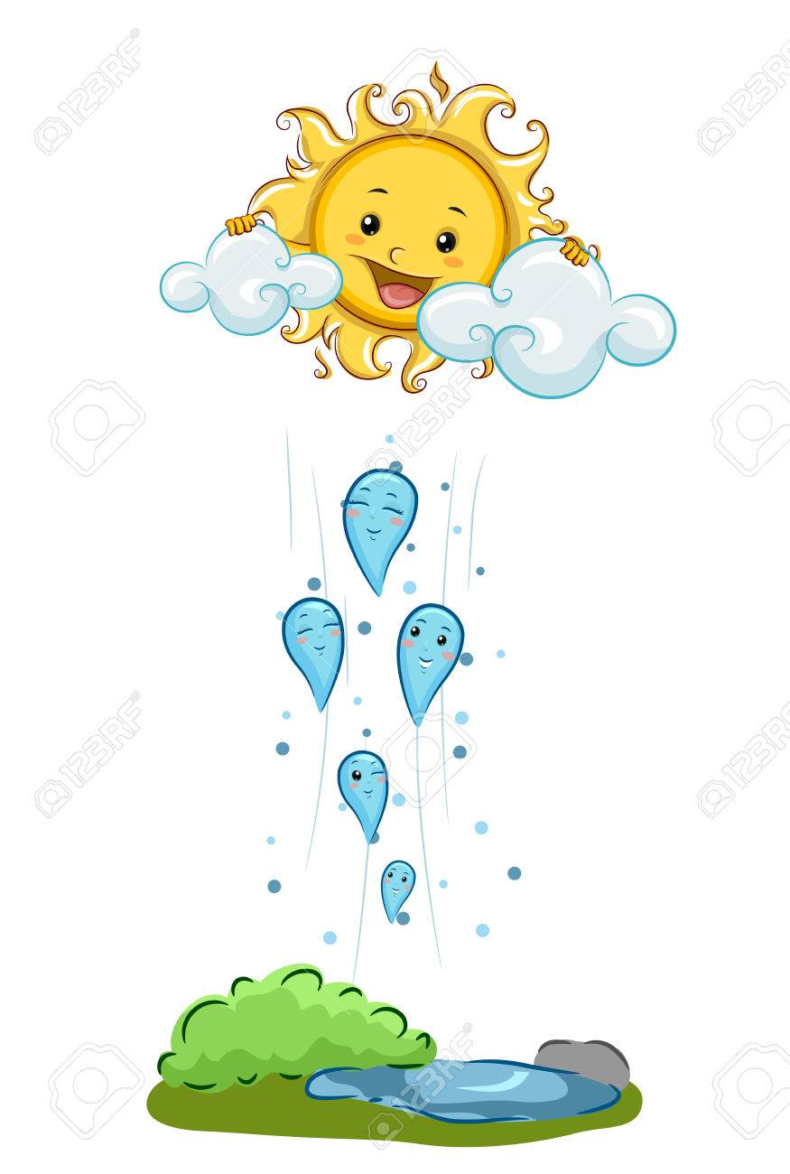 Mascot Condensation Water Vapor » Clipart Station.
