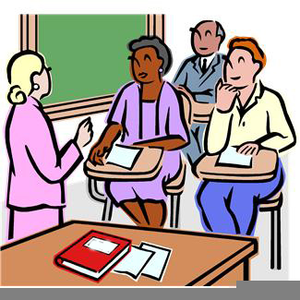 Free School Conference Clipart.