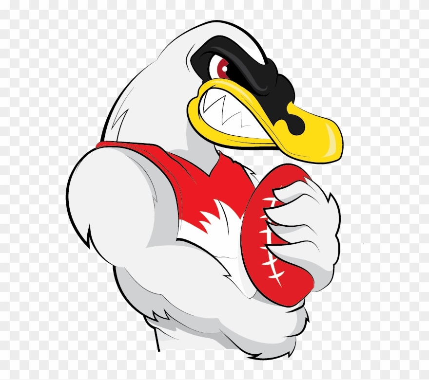 Sydney Swans Clipart 3 By Haley.