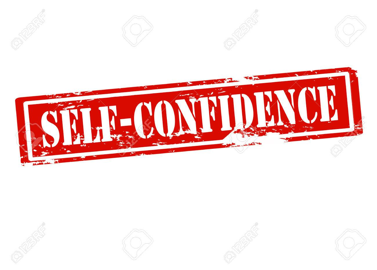 Self confidence » Clipart Station.