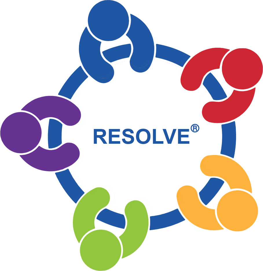 Support clipart conflict resolution, Support conflict.