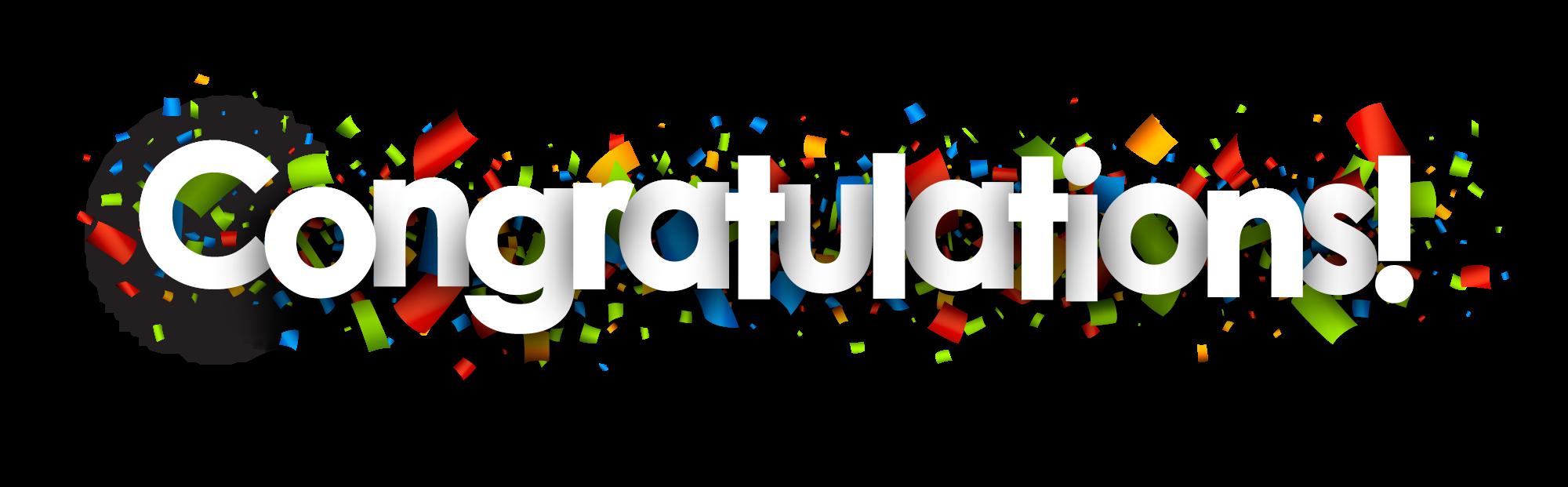 Congratulations clipart promotion congratulation.