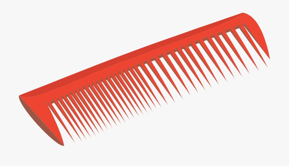 Barber Comb Clipart.