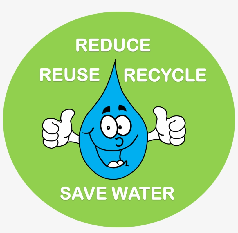 Poster Clipart Water Conservation.