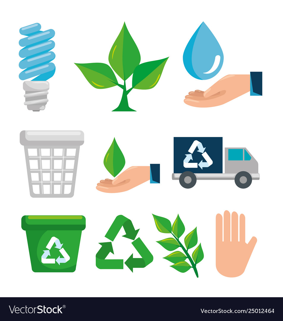 Set ecology conservation to environment protection.