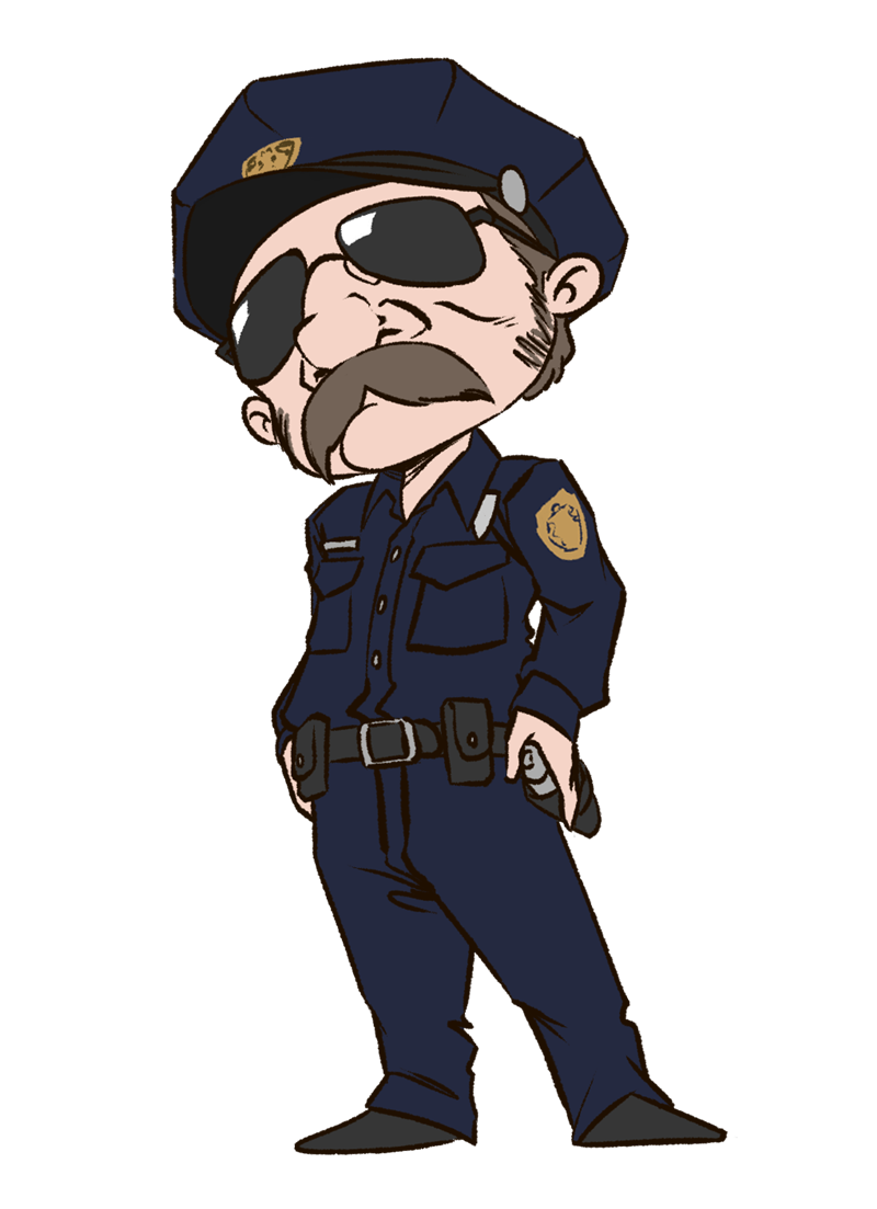 47 Free Police Officer Clipart.