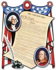 The Constitution Clip Art.