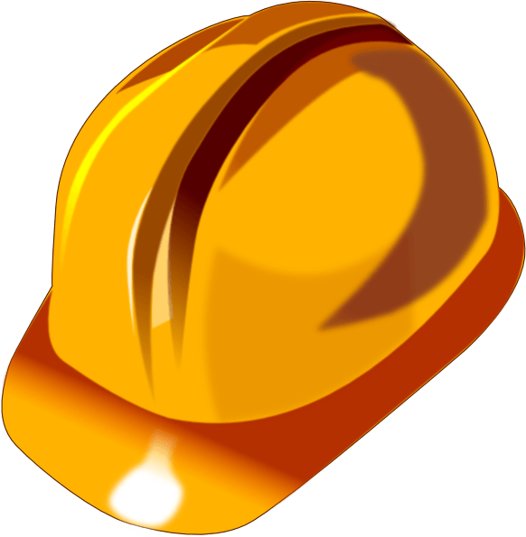 Construction Hat Cliparts.