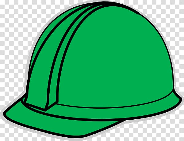 Hard hat Free content , Construction Hat transparent background PNG.
