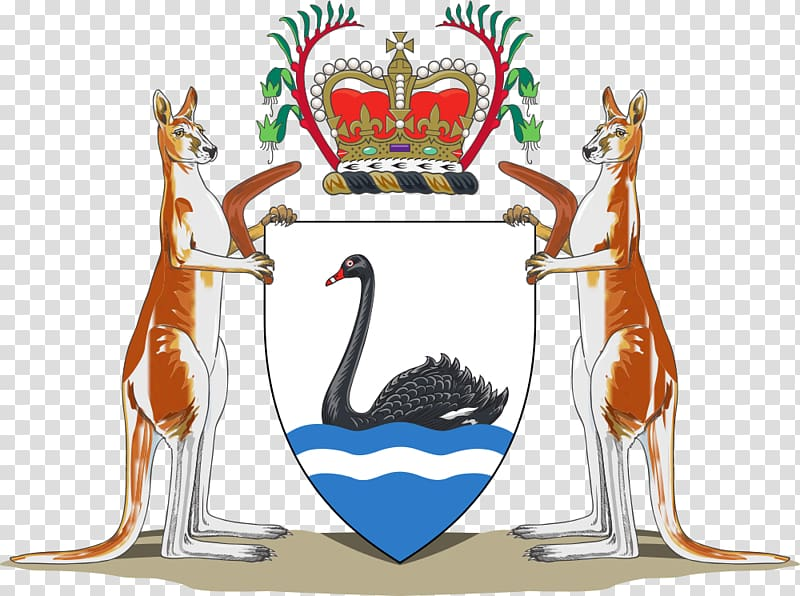 Perth Coat of arms of Western Australia Coat of arms of.