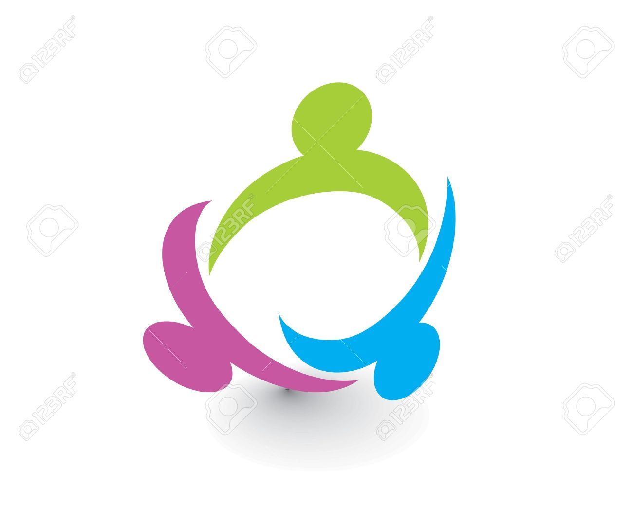 Showing post & media for Consultant clip art symbol.