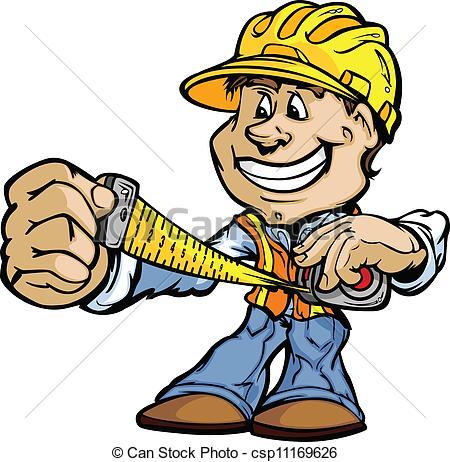 Clipart Contractors.