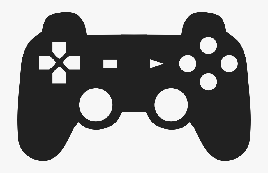 Gaming Clipart Ps3 Controller.