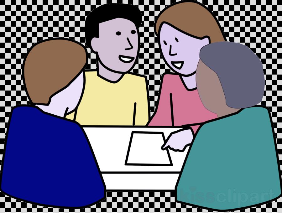 people clip art cartoon social group conversation clipart.