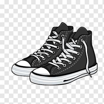 Converse shoes cutout PNG & clipart images.