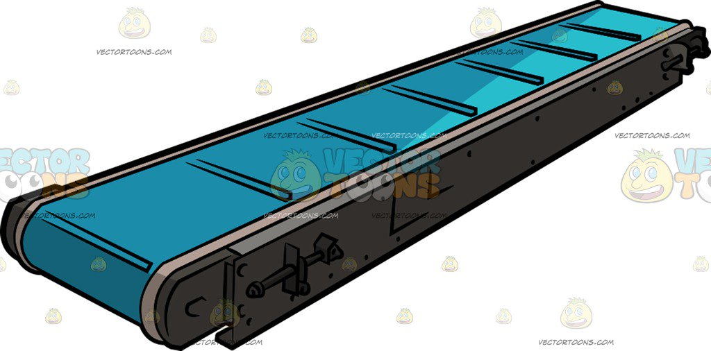 Conveyor belt clipart » Clipart Station.