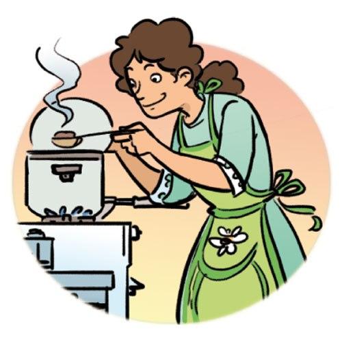 Clipart cook 2 » Clipart Portal.