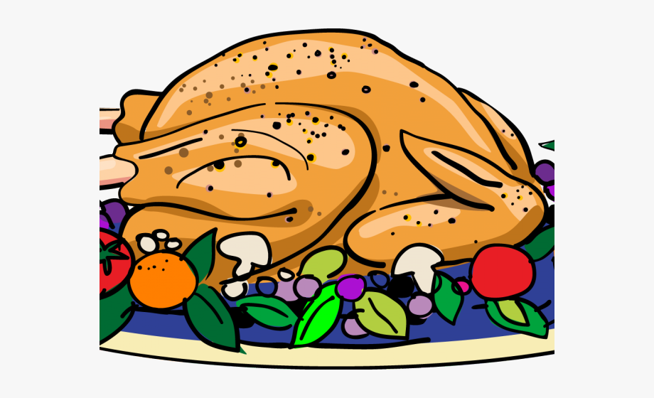 Cooked Turkey Clipart Png , Transparent Cartoon, Free.
