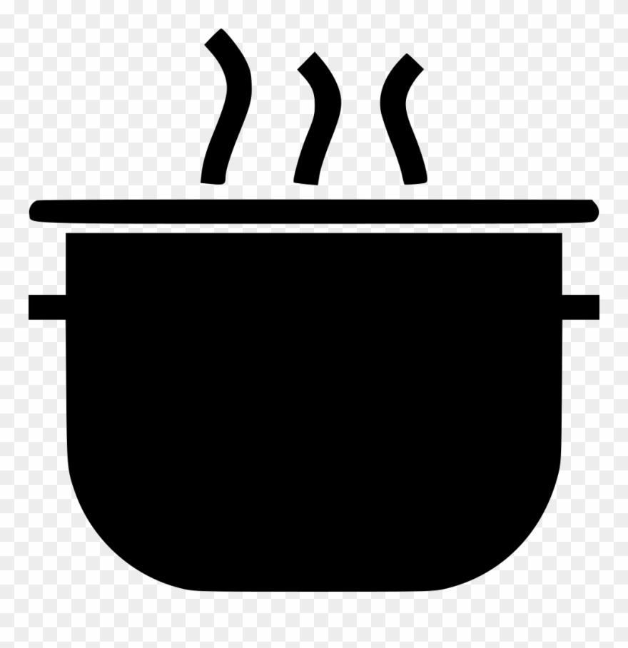 Cooking Pot Comments Clipart (#3434387).