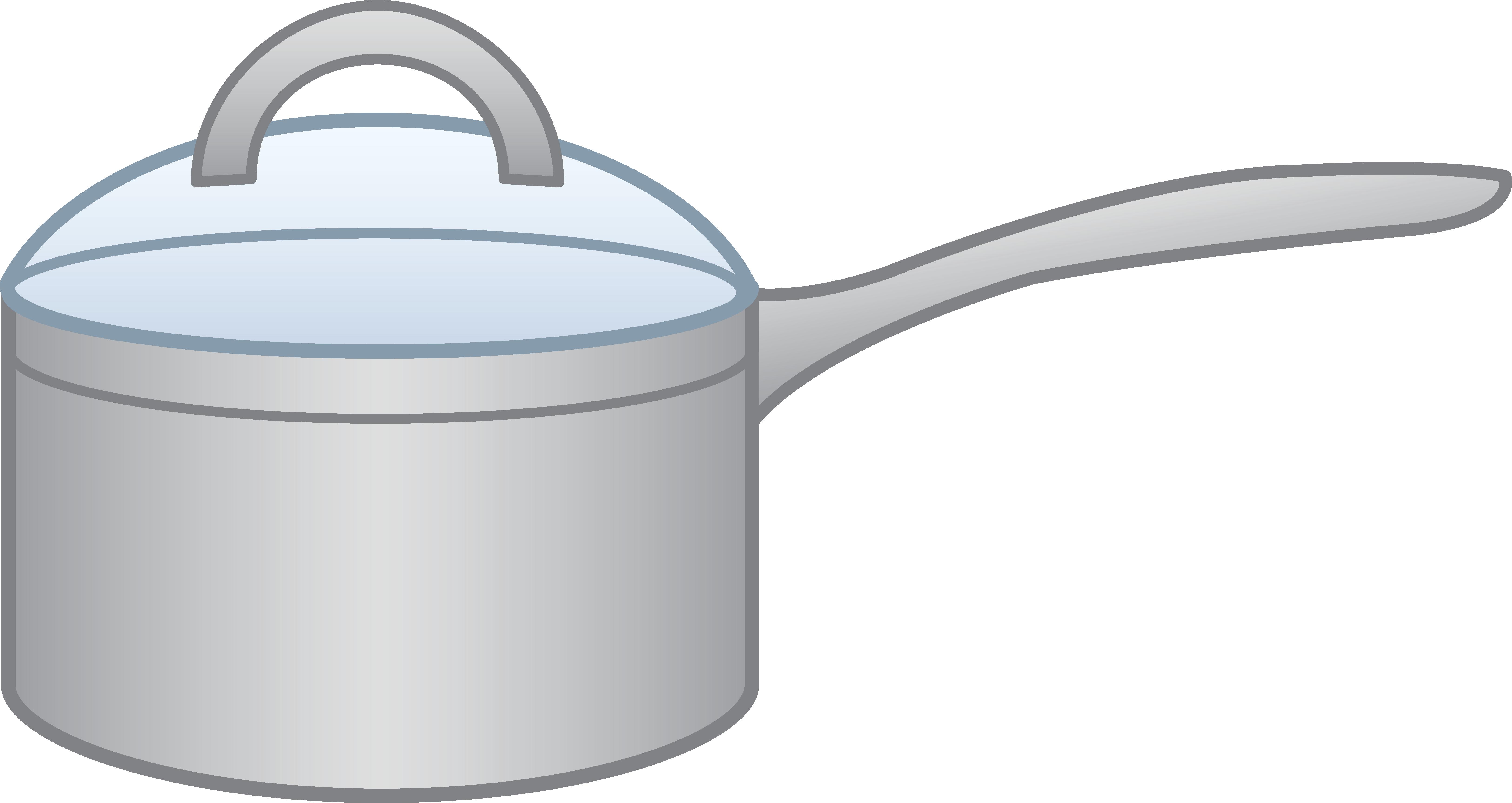 Cooking Pot Clip Art.