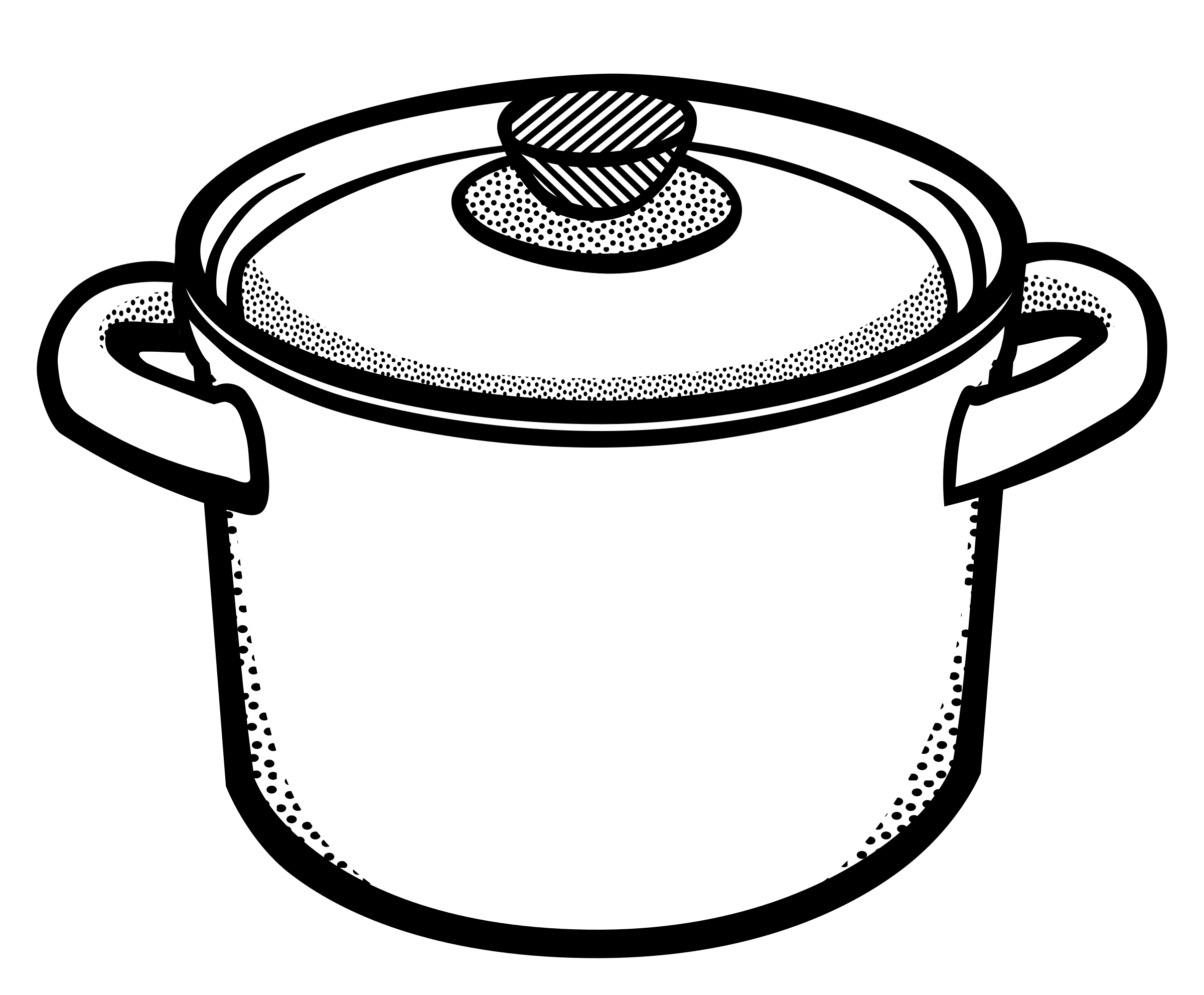 Cooking pot clipart 8 » Clipart Station.