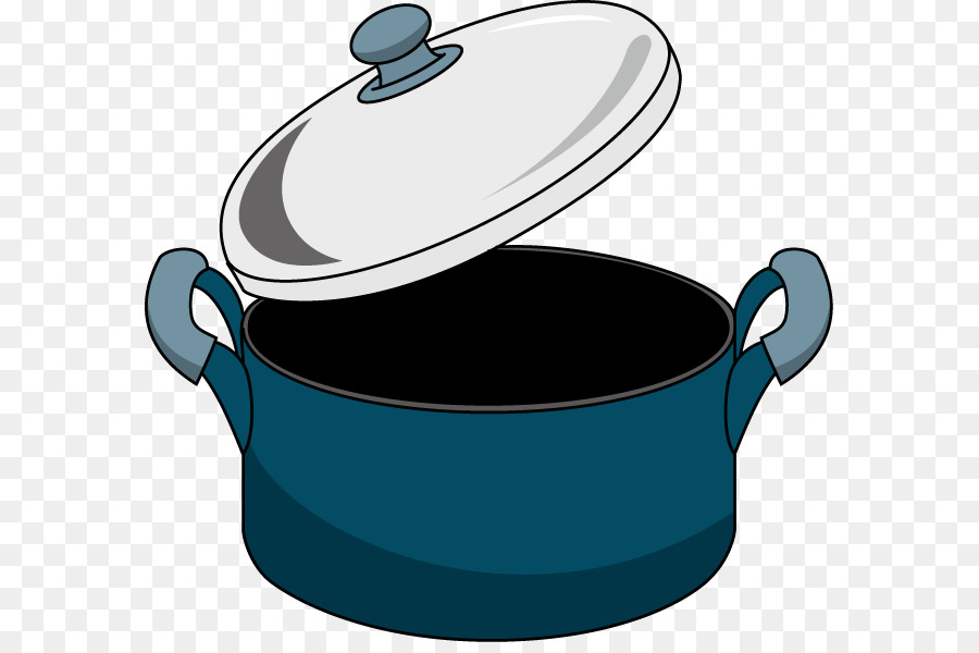Stock Pot Blue.