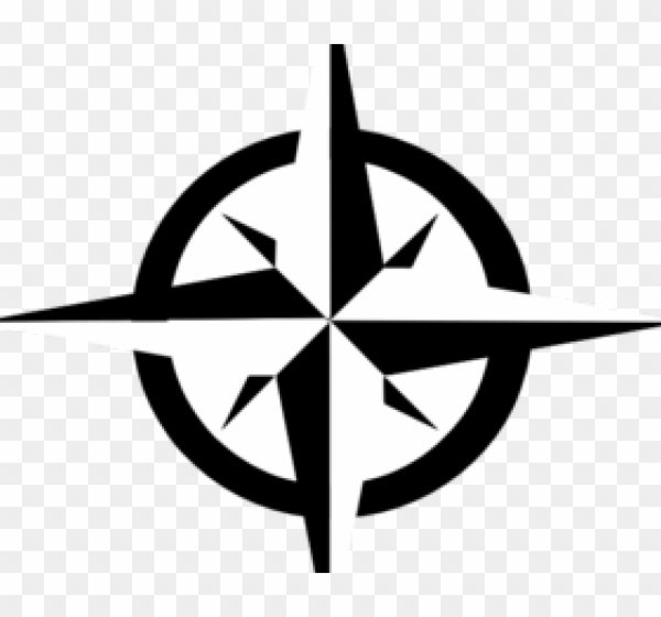 Compass Clipart Cool.