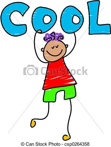 cool kid.